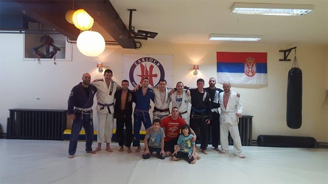 Jiu Jitsu Beograd