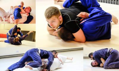 Brazilski Jiu-Jitsu (BJJ)