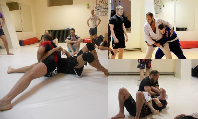 BJJ Fokus - Brazilski Jiu-Jitsu, Beograd
