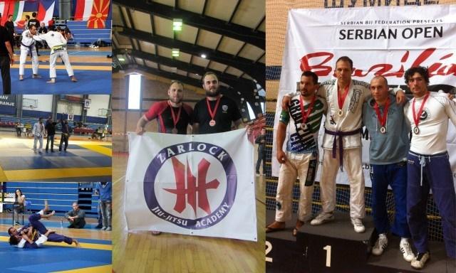 BJJ Takmičenje - Brazilski Jiu-Jitsu, Beograd